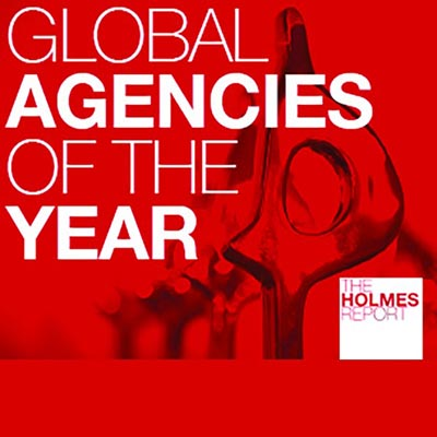 Awards carousel – Global Agencies of the Year