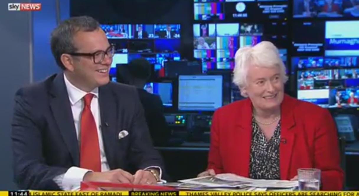 Mick and Madge