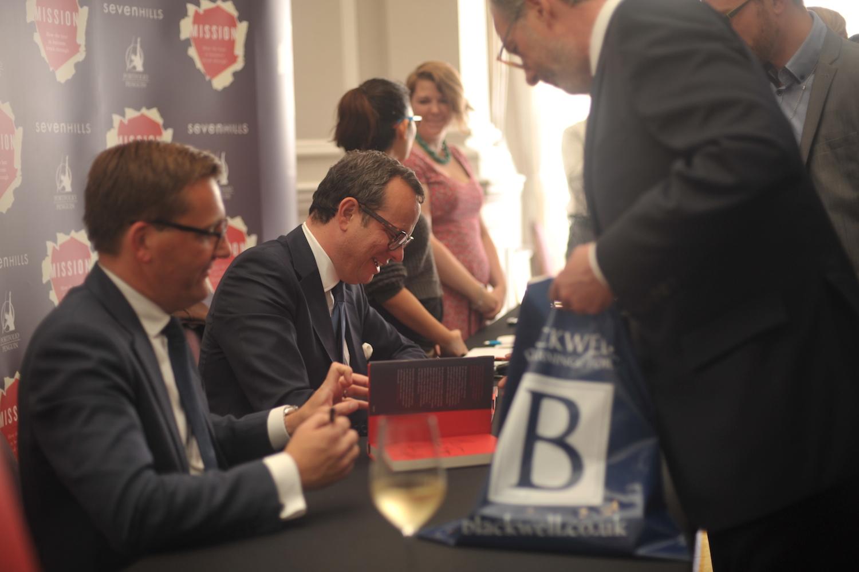 Booking signing
