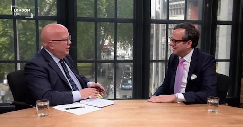 Chris Blackhurst interviews Michael Hayman