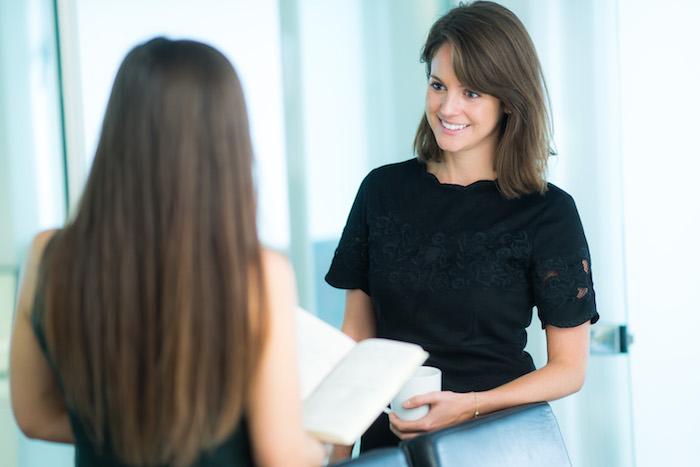 Marielle Ruiz interviews Romilly Dennys