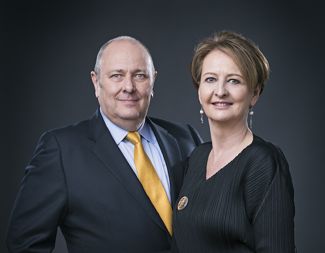 Edwina Dunn & Clive Humby, Starcount
