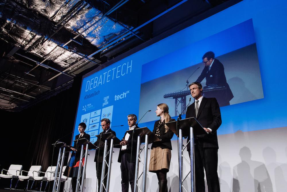 DebateTech Mayoral Hustings