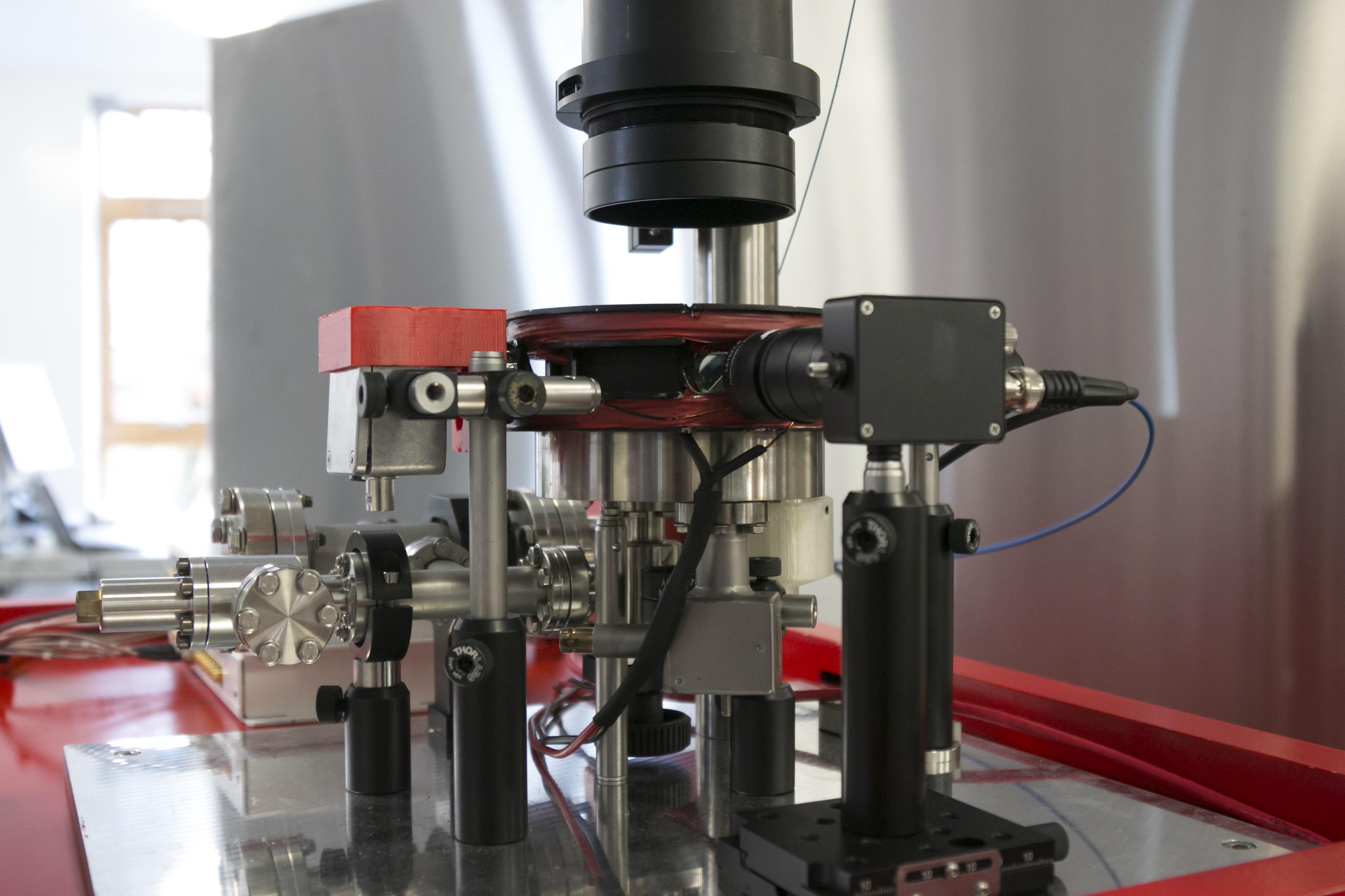 Atom Interferometer-2971