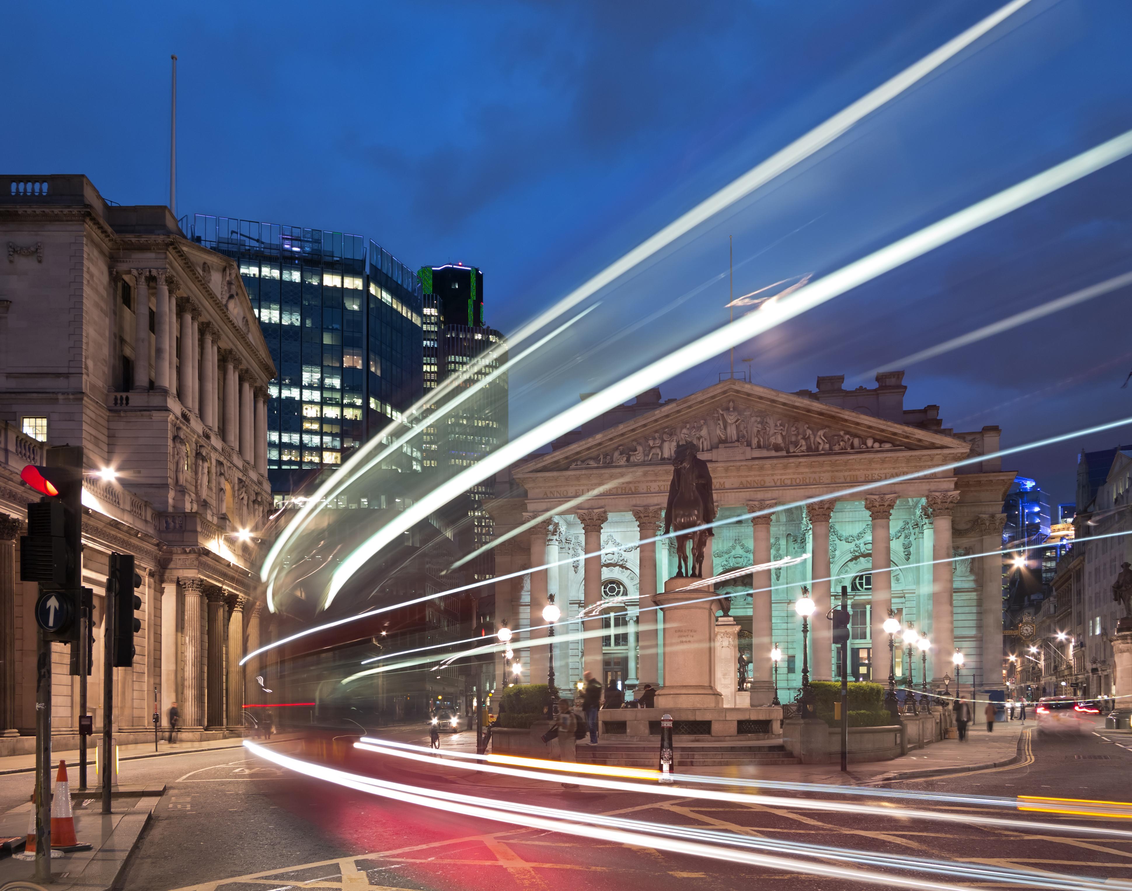 Bank of England - iStock