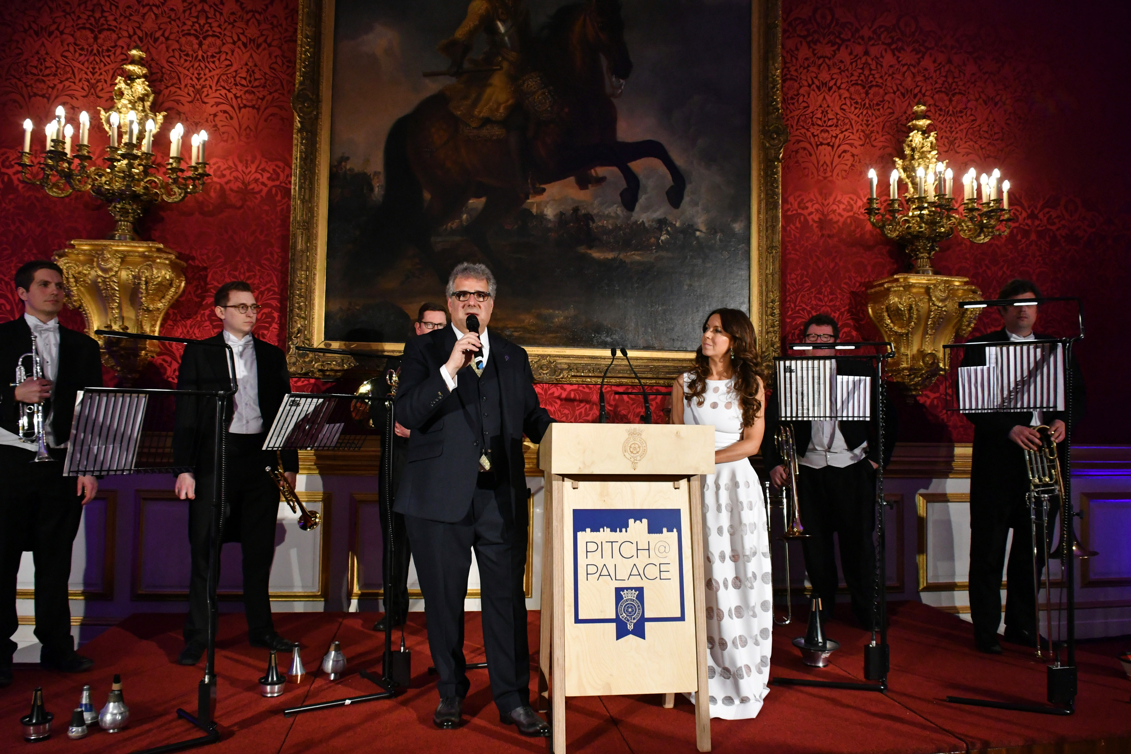 Opening Gala Reception, Advertising Week Europe 2017, St James's Palace, London, UK