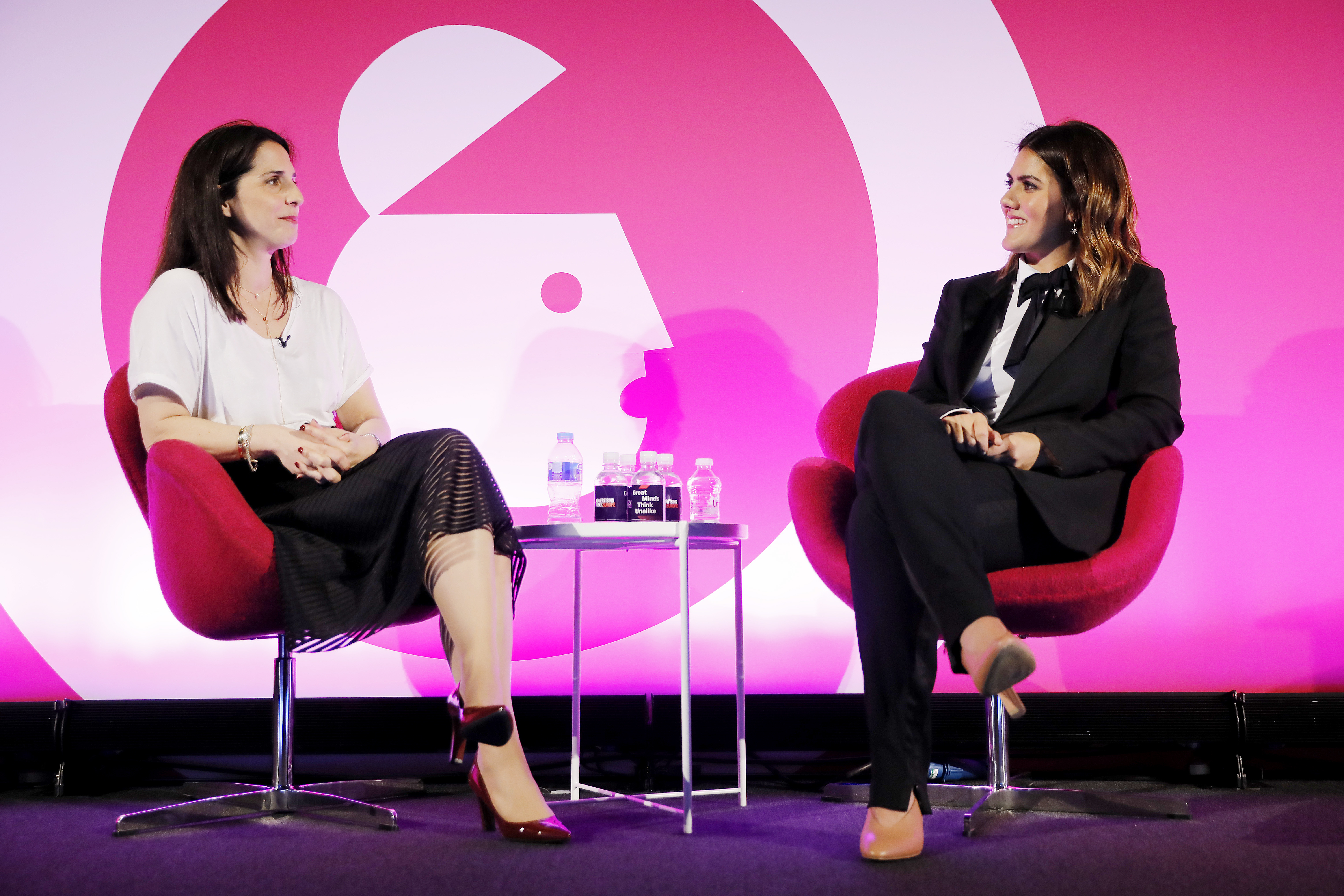 Discover How To Win With Cosmopolitan and Snapchat seminar, Advertising Week Europe 2017, Fast Company Stage, Picturehouse Central, London, UK - 20 Mar 2017