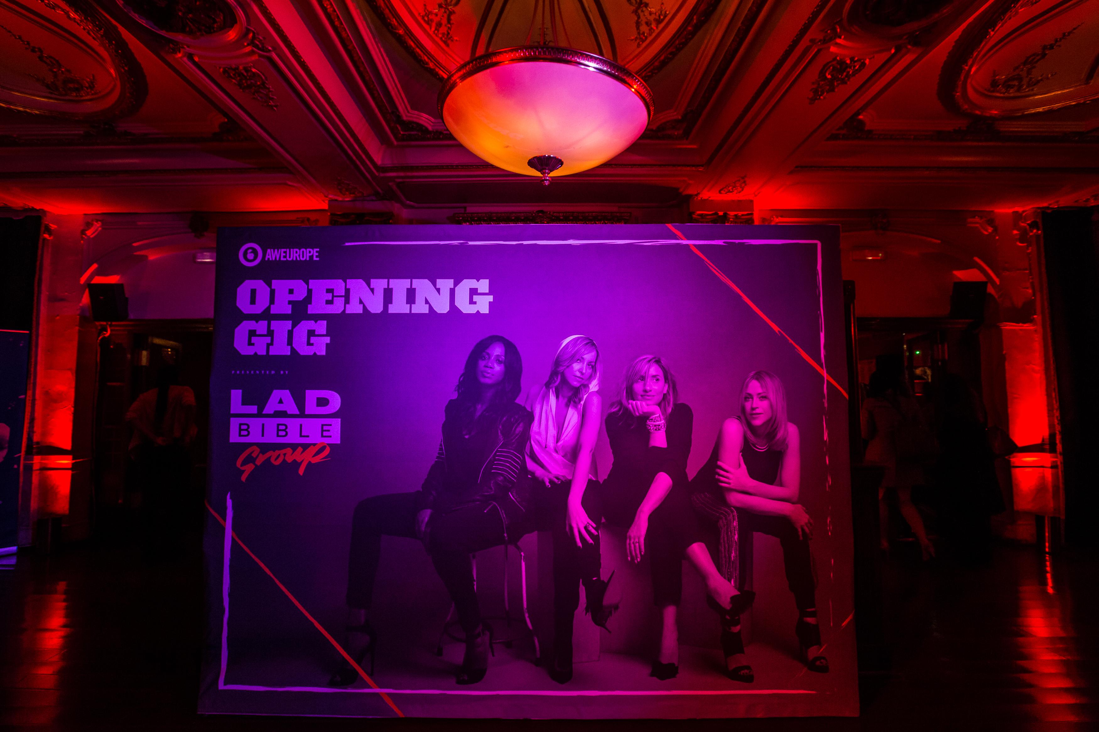Opening Gig, Advertising Week Europe 2017, Koko, London, UK