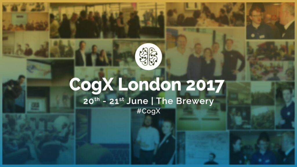 CogX London 2017