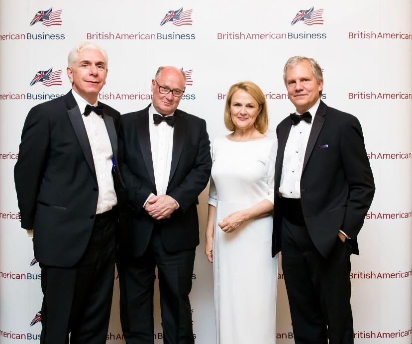 Kate Robertson British American Business