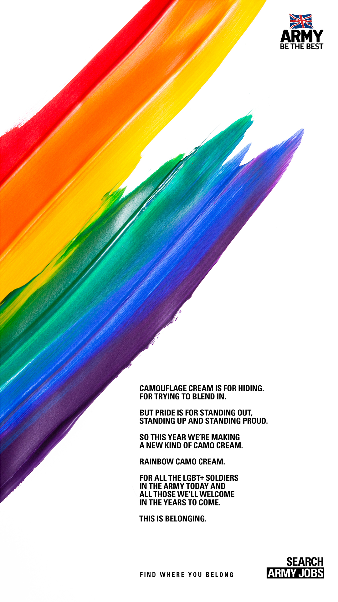 Amry Pride Poster