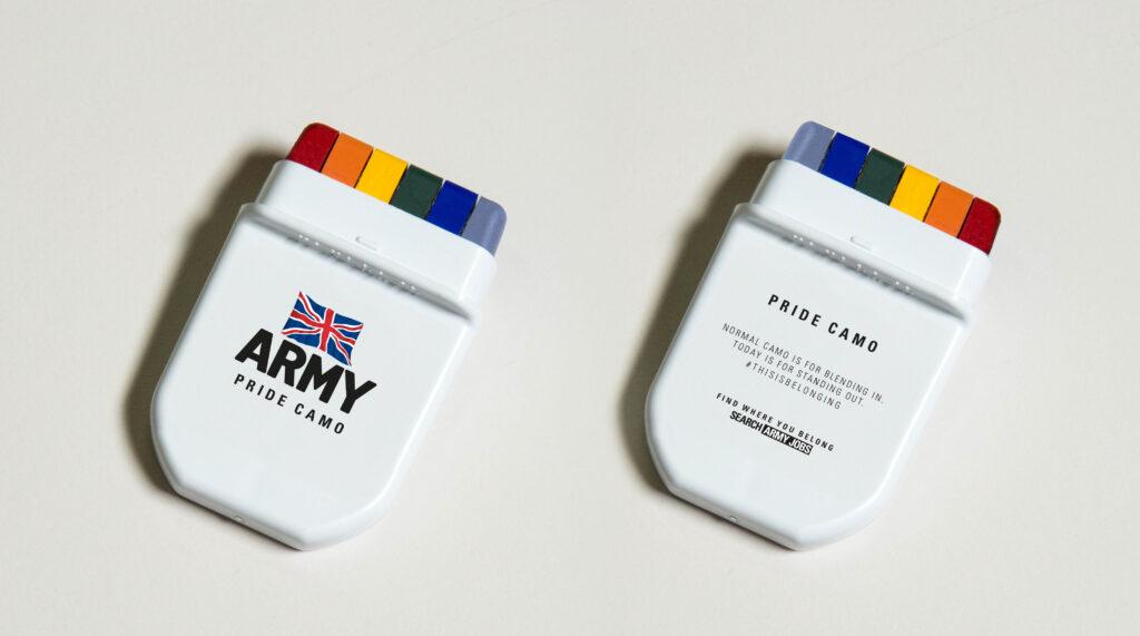 Army Pride camo packshot