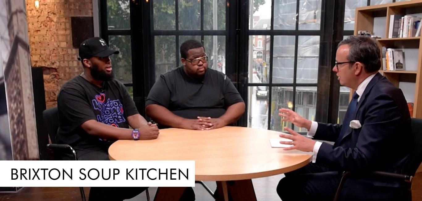 Capital Conversation – Brixton Soup Kitchen