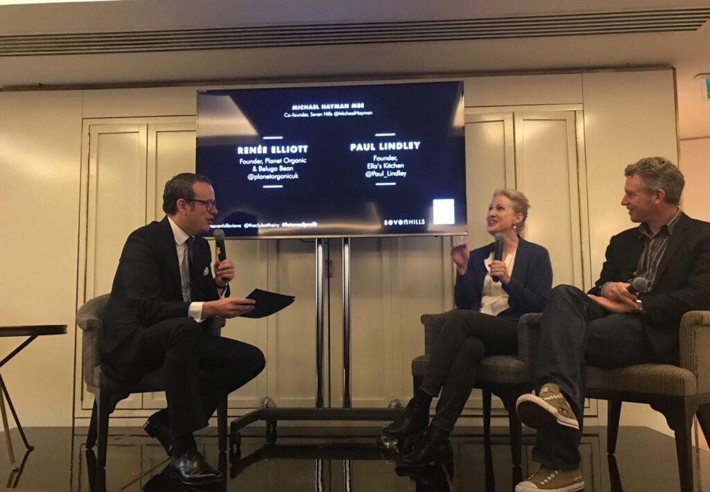 Michael Hayman speaks with Renée Elliott and Paul Lindley about profit and purpose