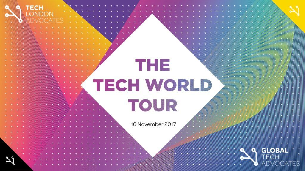 Tech World Tour Banner
