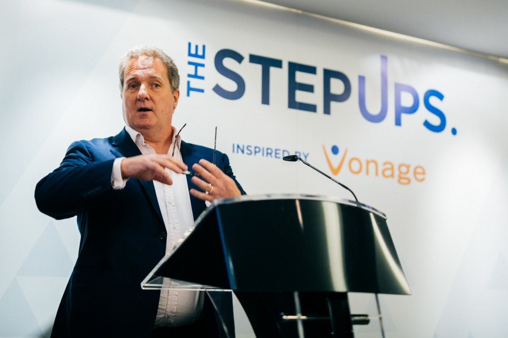 Vonage Step ups