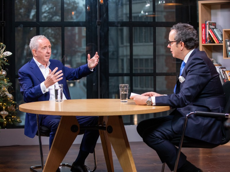 Martin McCourt and Michael Hayman on the Capital Conversation