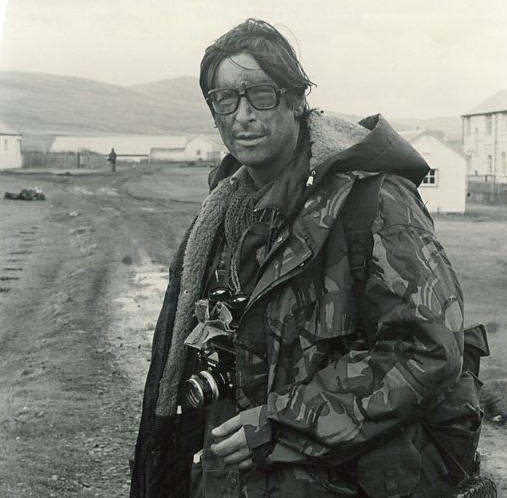 Reporting during the Falklands war