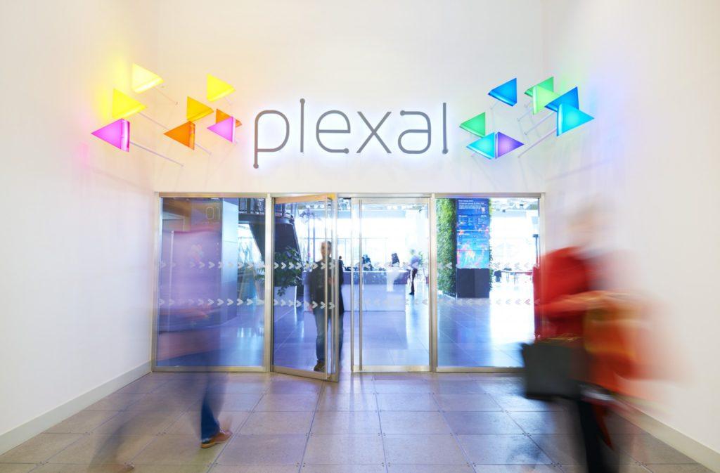 Plexal entrance 1
